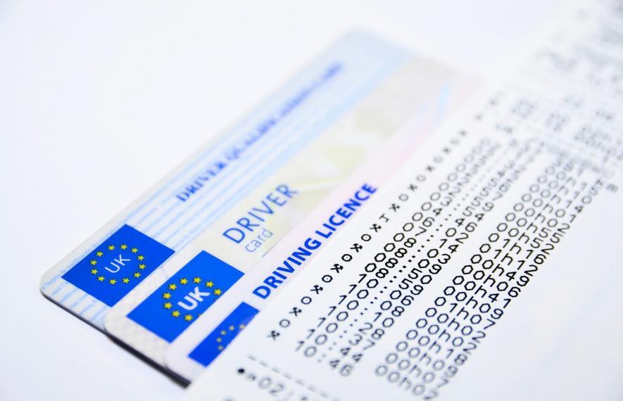 permis de conduire étranger