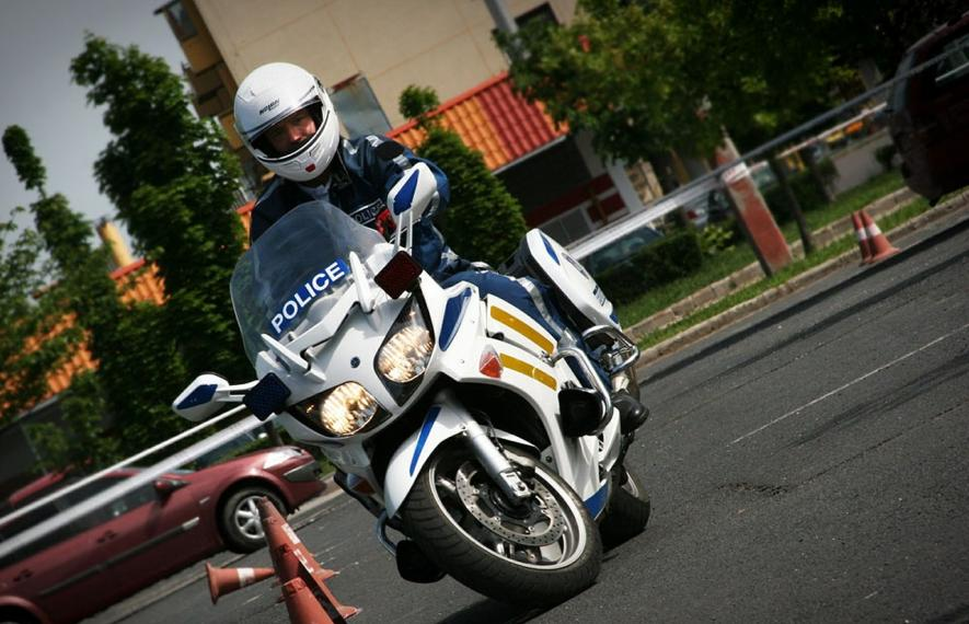 annulation de permis - agent de police