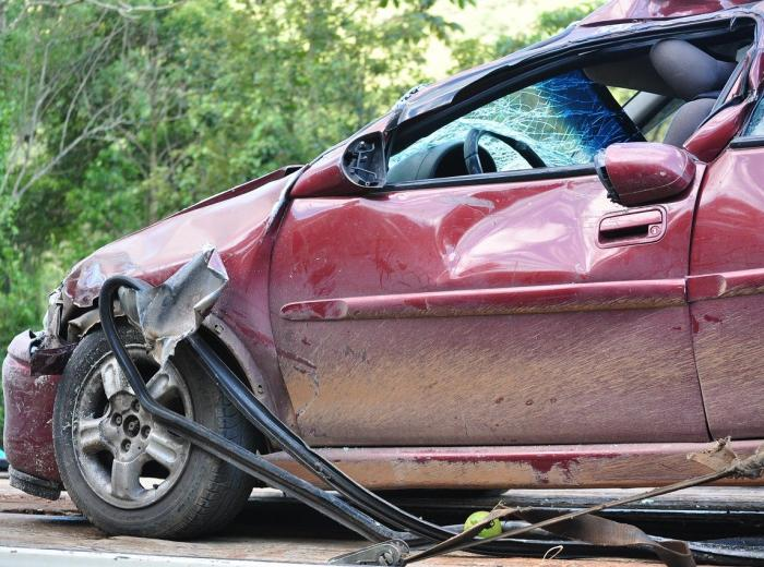 accident de voiture